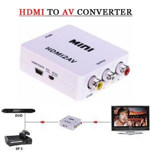 مبدل HDMI به RCA