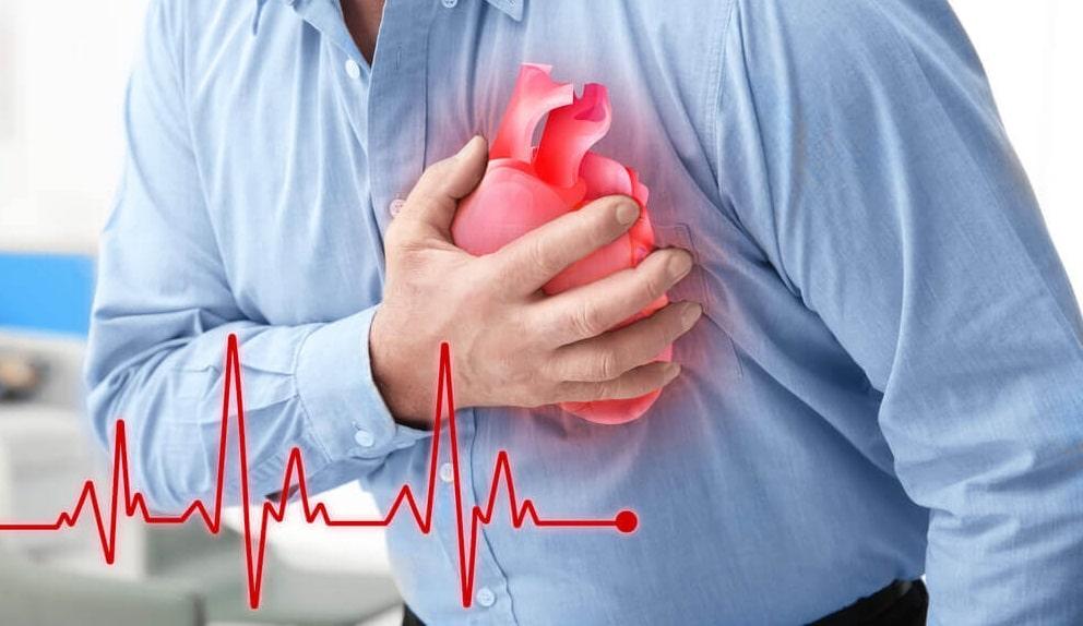 بیماری و سکته قلبی از خطرات استرس